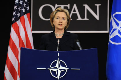 Hillary Clinton (US Secretary of State)