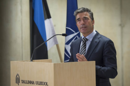 Speech by NATO Secretary General Anders Fogh Rasmussen at the Tallinn University, Estonia